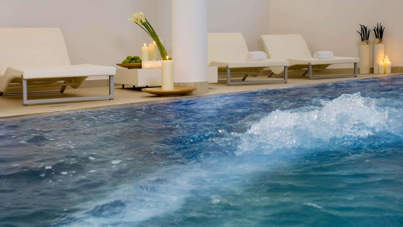 Termal havuzlarda ideal su sıcaklığı nedir?