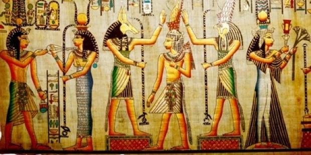 Mısırlılar da kaplıca kullanıyordu
