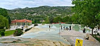 Denizli İli Şifalı Suları ve Kaplıcaları