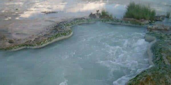 İzmir İli Şifalı Suları ve Kaplıcaları