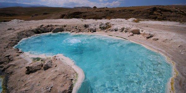 Malatya İli Şifalı Suları ve Kaplıcaları